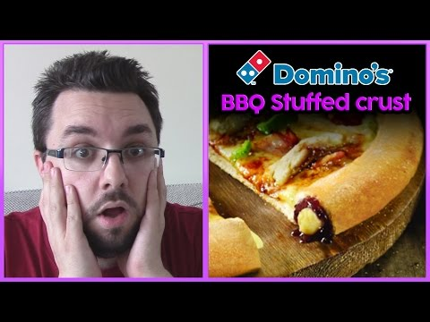Domino's BBQ Stuffed Crust Review