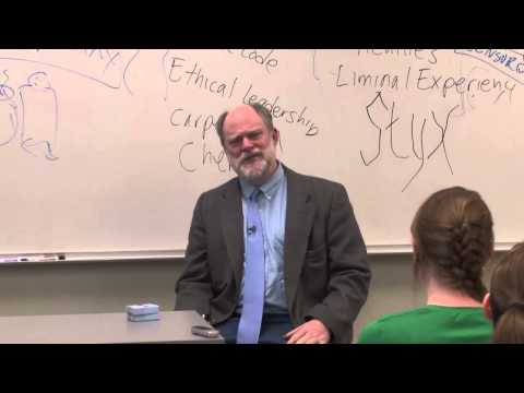 LLT 180: The Heroic Quest - Lecture 6: Homer, Odyssey II