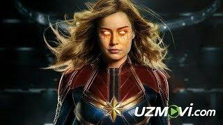 Kapitan Marvel (O'zbek tilida Premyera treyler 2019) HD