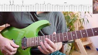 Monkey Temple | Sangai Bachauna | Guitar Lesson | with tabs