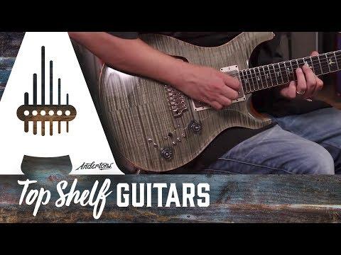 PRS Super Eagle II John Mayer Signature - Top Shelf Guitars