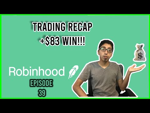 Earning $25,000 from $100 – Robinhood Options Trading Challenge Ep.39