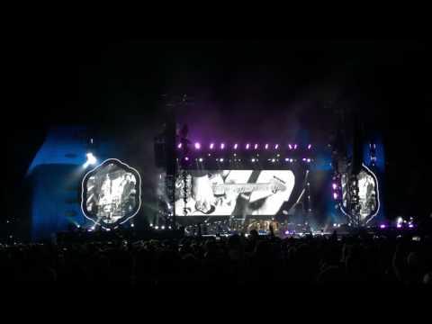 "Coldplay 24-MAY-2016 Nice, France  ""Heroes"""