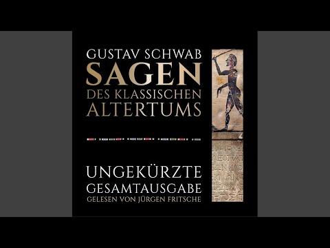 Kapitel 960 - Gustav Schwab: Sagen des klassischen Altertums - Ungekürzte Gesamtausgabe