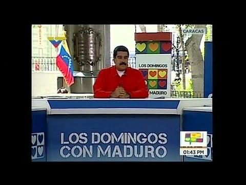Venzuela, Maduro: ''gli unici che comandano qui sono i venezuelani''
