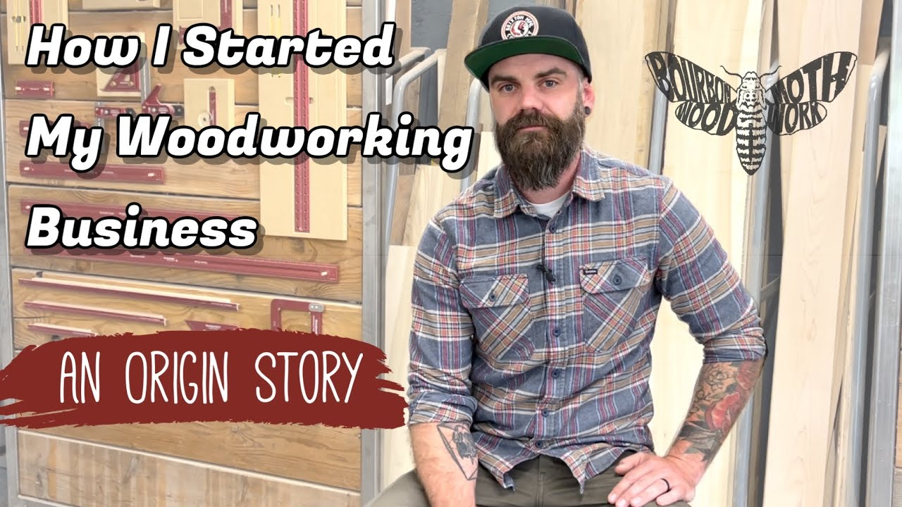 How I Started My Own Business || Woodworking as a Job