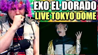 Video EXO - EL DORADO (EXO'luXion live in Tokyo Dome) | REACTION!! download MP3, 3GP, MP4, WEBM, AVI, FLV Maret 2018
