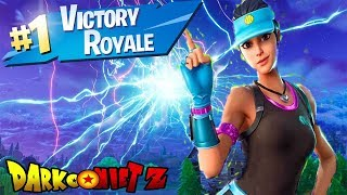 "MASTER VICTORIA WITH THE NEW SKIN""TENISTA"" FORTNITE ?"