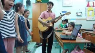 Dạy Thanh Nhạc Thiếu Nhi Sài Gòn  - Ba Ơi