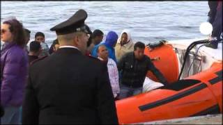 Itália recebe mais emigrantes do norte de África