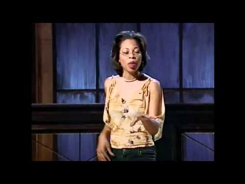 Def Poetry - Thea Monyee - Woman to Woman