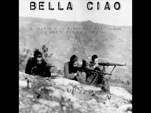 Talco Bella Ciao Partisana Con Letra En Italiano Youtube