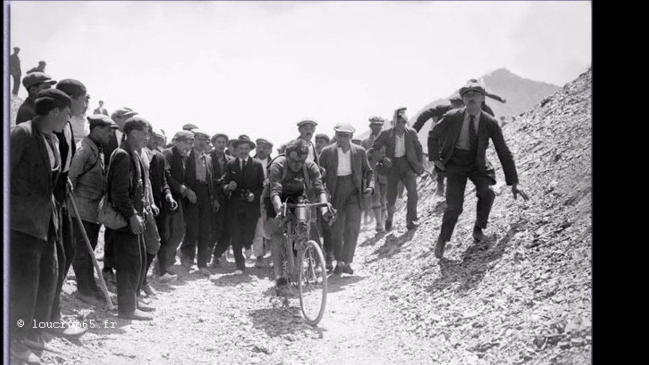 Tour de France 1924 - YouTube