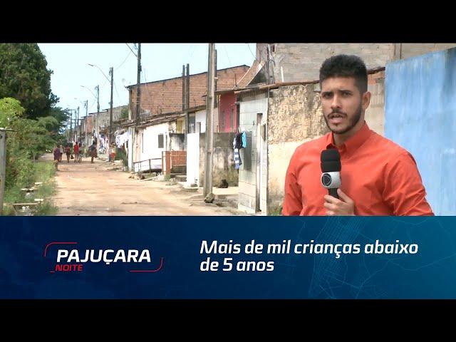 Mais de mil crianças abaixo de 5 anos estão desnutridas em Alagoas