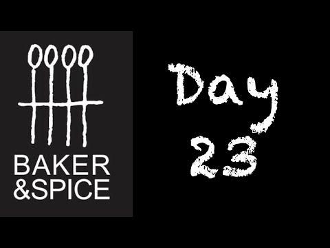 Baker & spice Bahrain opening | Ramadan day 23 | Ramadan 2017