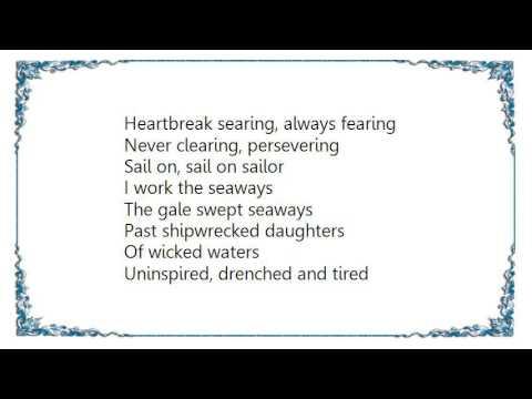 Golden Earring - Sail on Sailor Lyrics