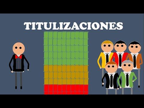 La titulización de activos. Hipotecas y Burbujas.