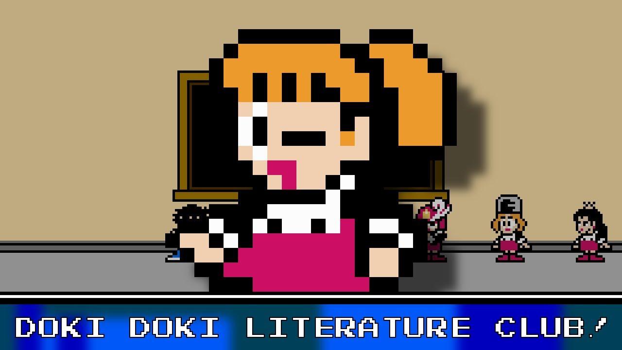 Doki Doki Literature Club! 8 Bit Remix