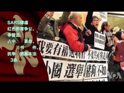 VOA卫视【香港主权移交20周年】专题节目
