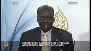 Inside Story - Can South Sudan combat corruption?