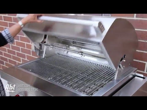 Wolf Stainless Steel Outdoor Built In Natural Gas Grill OG42 - Overview