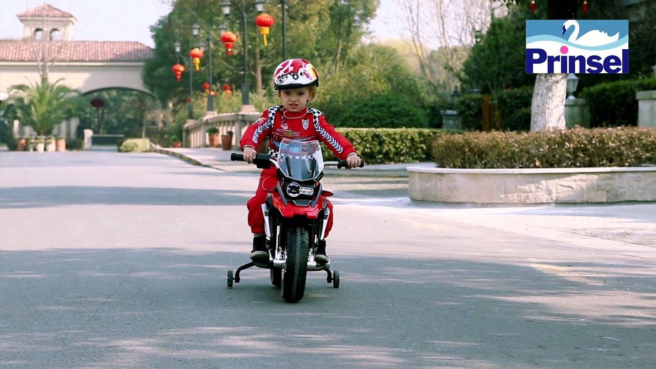 Bmw 1200 Moto A Bateria Youtube