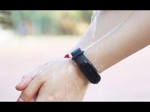 Xiaomi Mi Band 3 Waterproof Testing