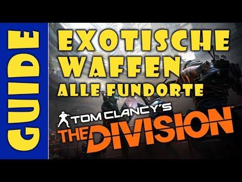 the division 1.8 exotische waffen fundorte