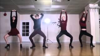 4Walls   FX dance cover ( mirror ) by Secciya