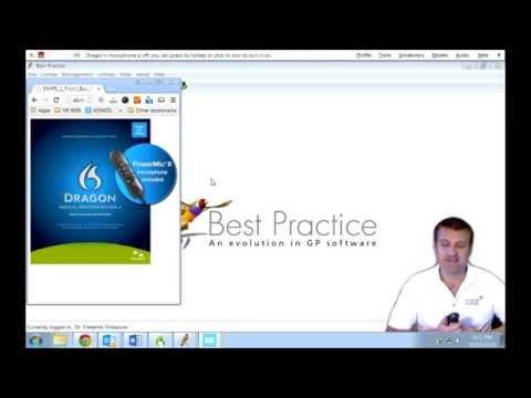Best Practice & Dragon Medical Practice Edition - Demo