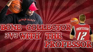 The Professor and Bone Collector 3V3 Event feat Guy Dupuy from Dunk Kings and Chris Staples Video