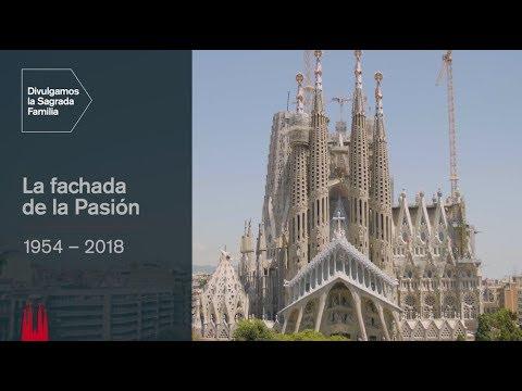La fachada de la Pasión: los momentos clave de su cronología