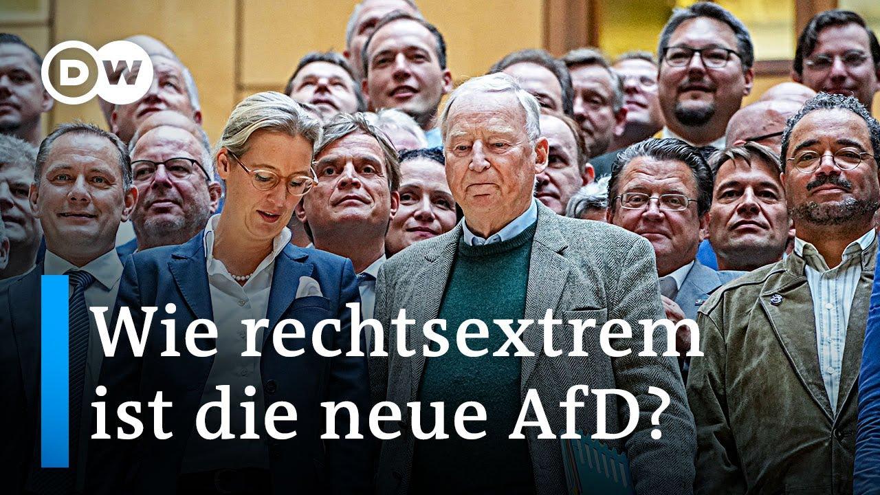 Download Rückt die AfD noch weiter nach rechts? | DW Nachrichten