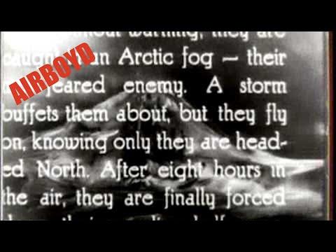 The Amudson Polar Flight (1925)