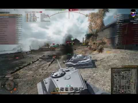 World Of Tanks  клан [GAMPR]  MENCH1988