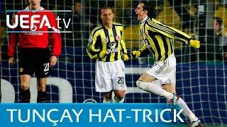 Tunçay hat-trick: See how Fenerbahçe floored United in 2005