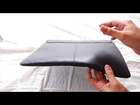 "Haanley Apple MacBook Pro 15"" Sleeve (Dark Blue) - Parampada"