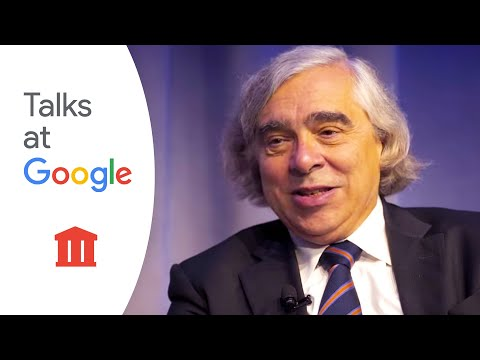 Secretary Ernest Moniz, Department of Energy | Talks at Google