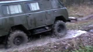 Колеса тракторные В-105 на УАЗ