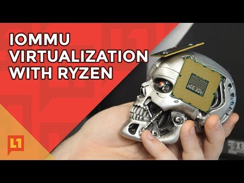 GPU Passthrough for Virtualization with Ryzen: Now Working