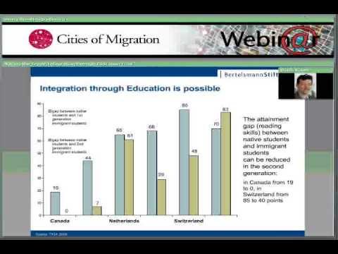 Webinar Part 1: Integration Through Education in Toronto and Zurich