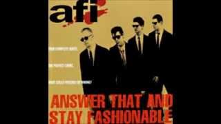AFI - Answer That and Stay Fashionable (Full Album)