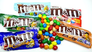 M&M's Super Candy Collection Unboxing Video  I Love m&m