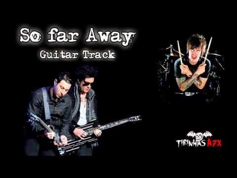 Avenged Sevenfold - So Far Away - Guitar Track
