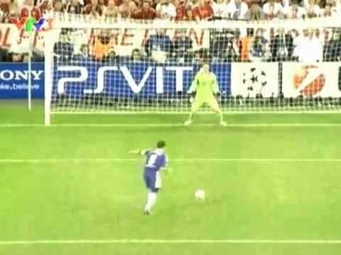 Chung kết Bayern Vs Chelsea 2012 P4