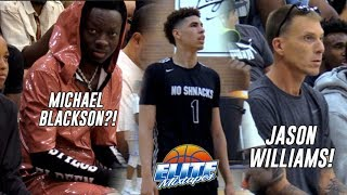6'8 LaMelo Ball Gets BUCKETS At The Drew League! Hits CLUTCH SHOT