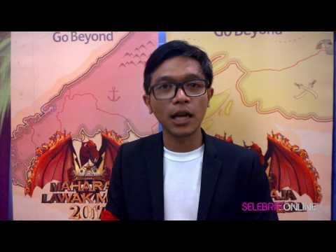 Dzawin Harap Penonton Di Malaysia Fahami Lawaknya Maharaja Lawak