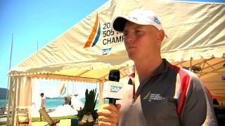 2011 SAP 5O5 World Championship: Day 1 Highlights