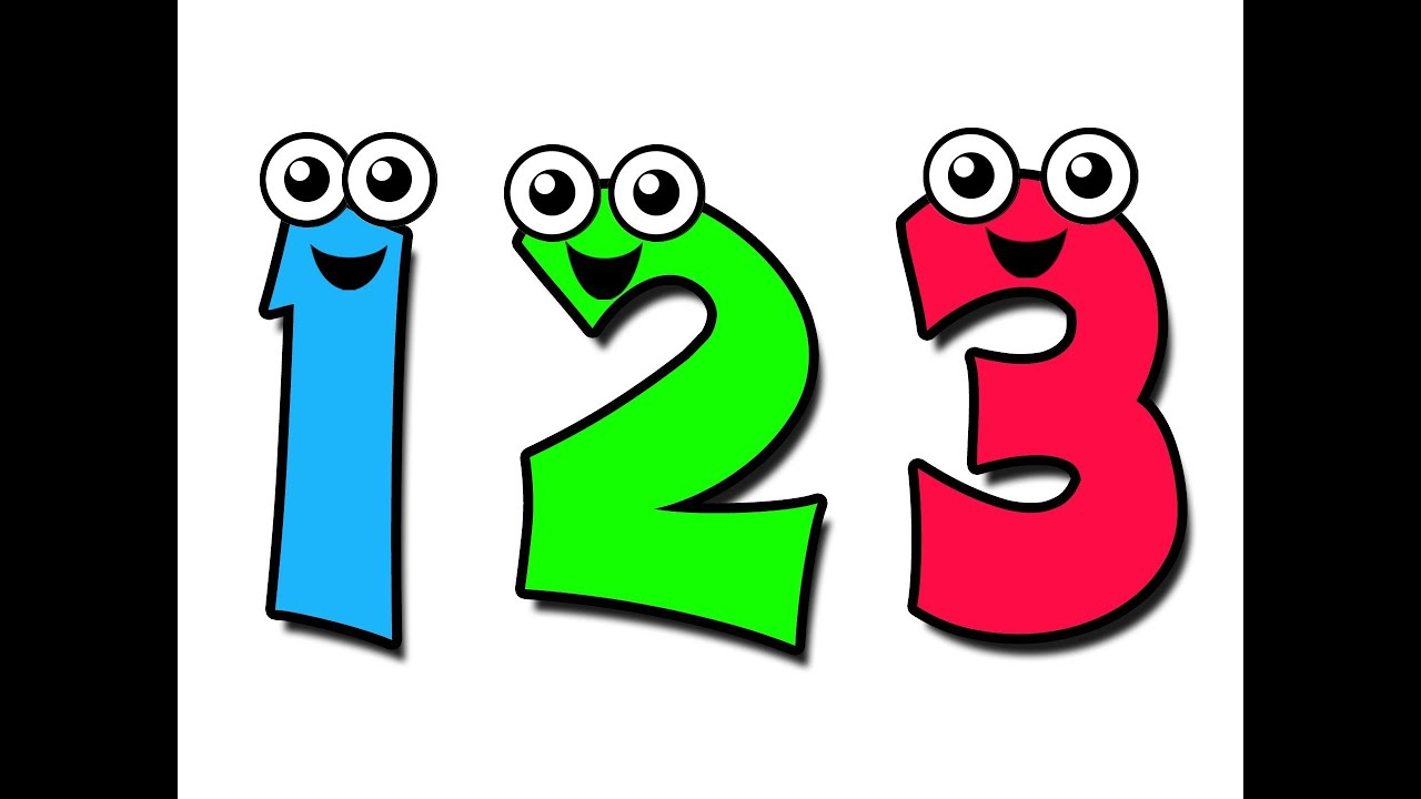 Numbers Song - 123 Song Hd