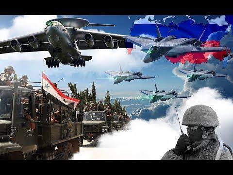 Россия перебросила истребители